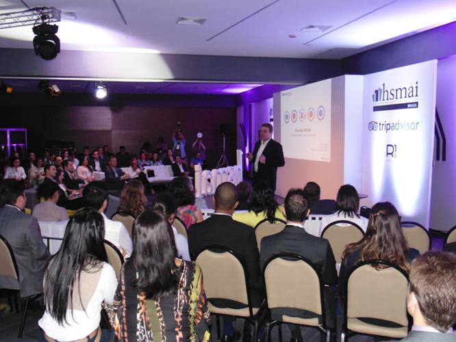 1ª CONFERENCE – HSMAI Strategy Conference Brasil tem início