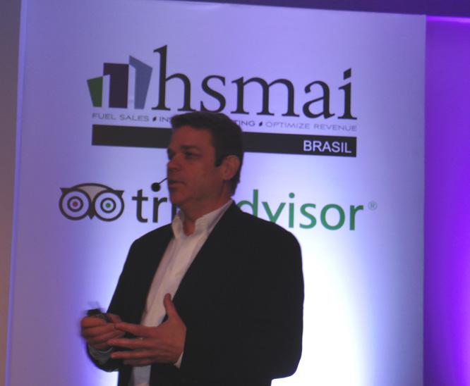 1ª CONFERENCE – Comportamento do viajante online é debatido na HSMAI Strategy Conference Brasil