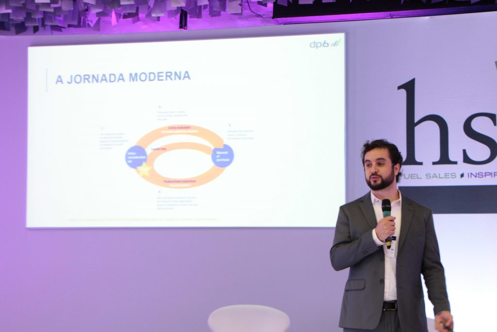 Sócio Fundador da DP6 e Presidente de Digital Analitycs da IAB Brasil