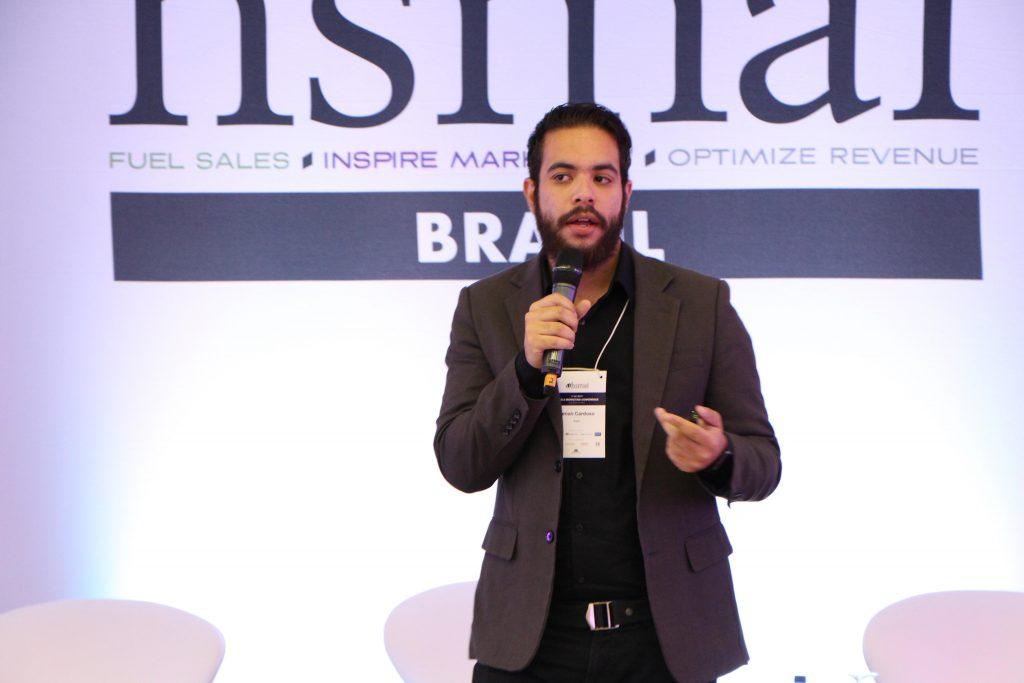 Renan Cardoso, da AZUL Linhas Aéreas
