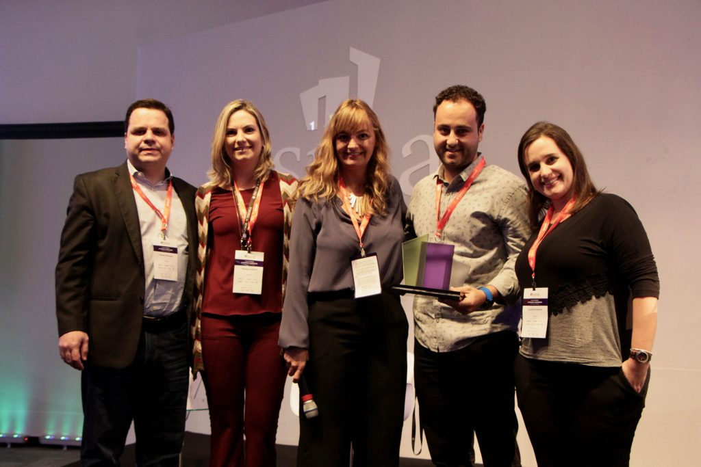 Vencedores HSMAI Awards Marketing Digital - Costa do Sauípe