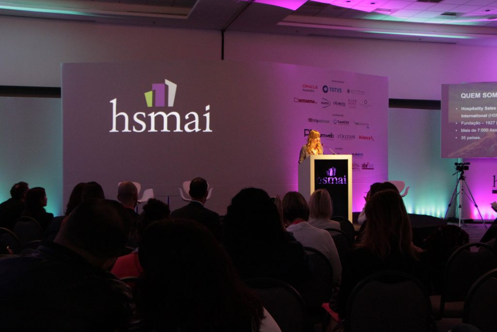Abertura com Gabriela Otto, Presidente HSMAI Brasil