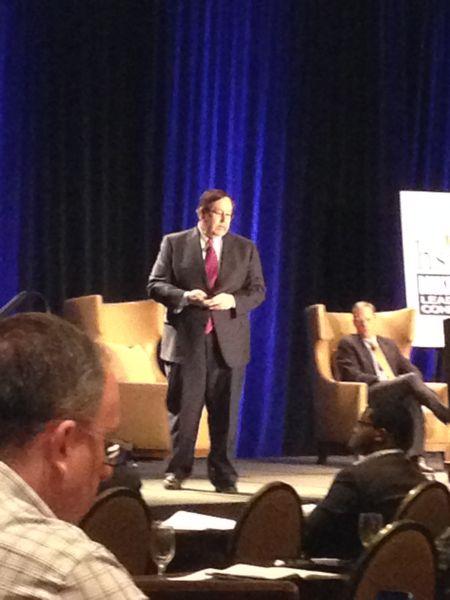 LEADERSHIP 2015 – Bob Gilbert, presidente e CEO da HSMAI, fala sobre as oportunidades no cenário atual