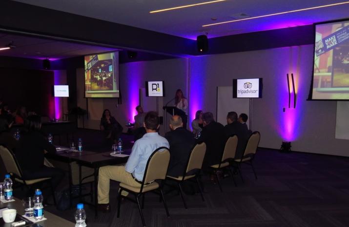 2º PAINEL – Confira as imagens da 2º edição do Painel HSMAI Brasil; evento aconteceu hoje (12) em São Paulo