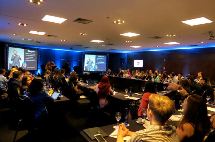 Confira fotos dos participantes que estiveram na primeira edição do HSMAI Brasil deste ano