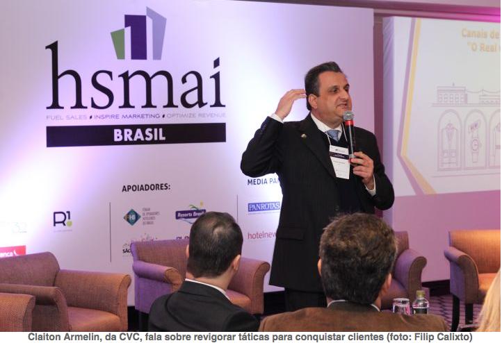 HSMAI: Reinvenção como solução para cenário de encolhimento em viagens