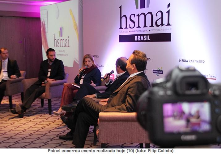 A gestão das vendas e suas nuances motivam debate em painel da HSMAI Brasil