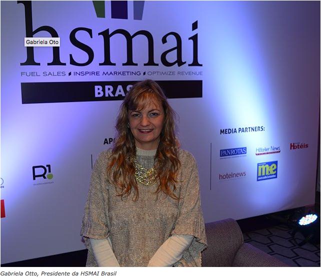 HSMAI premiará cases de sucesso no turismo brasileiro