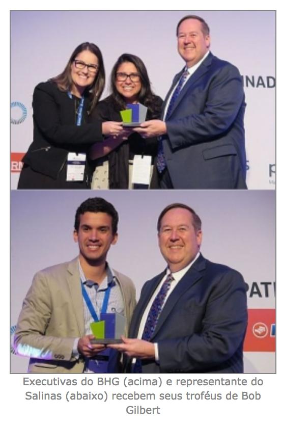Salinas e BHG são os vencedores do primeiro HSMAI Awards Brasil