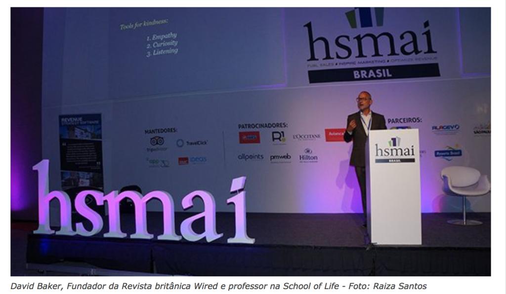Gentileza no Trabalho é tema de painel na 3ª Strategy Conference da HSMAI Brasil – 2016