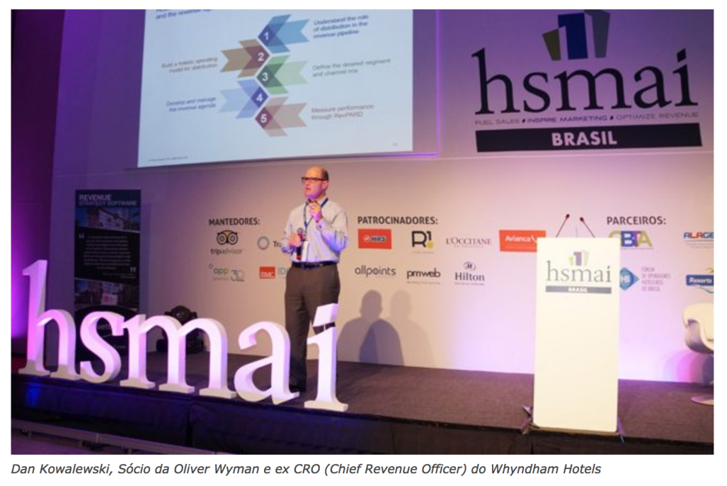 3ª HSMAI Strategy Conference: Revolução Digital das Viagens é discutida em painel