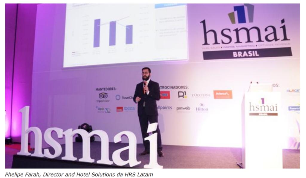 HSMAI Strategy Conference aborda tendências para o mercado corporativo