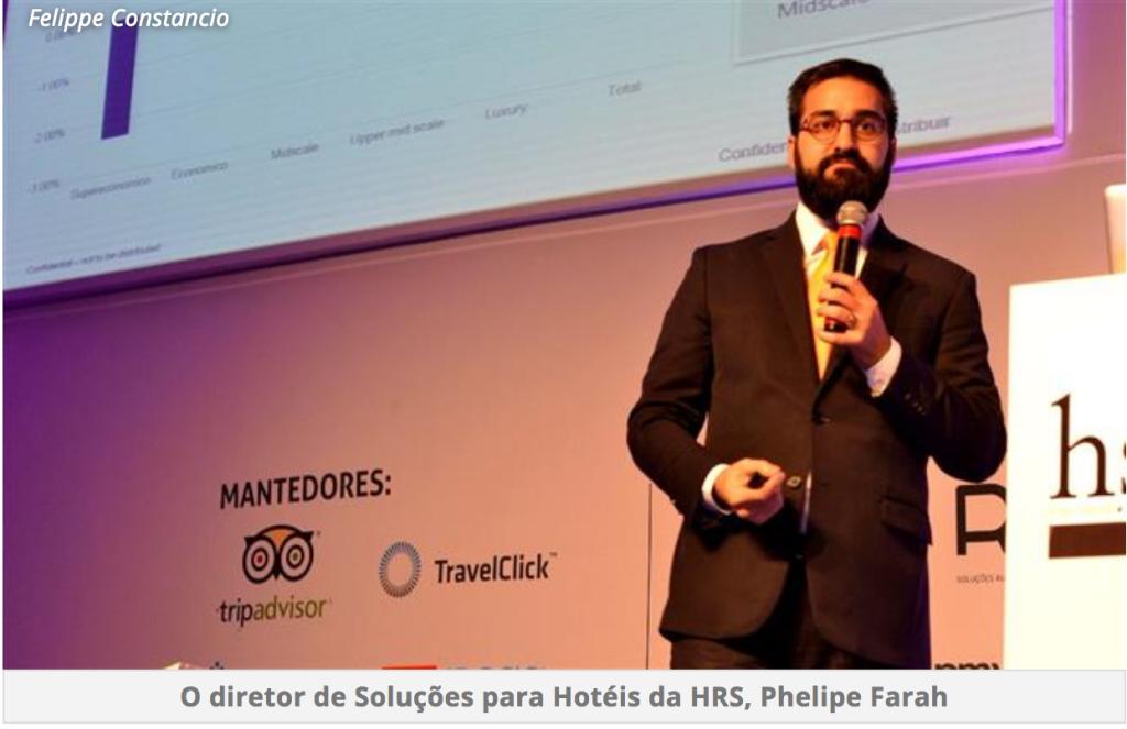 Hotelaria: cliente corporativo espera elevar padrão e manter preços em 2017