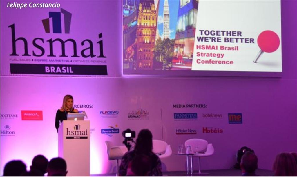 Confira fotos da 3ª Conferência Anual HSMai Brasil