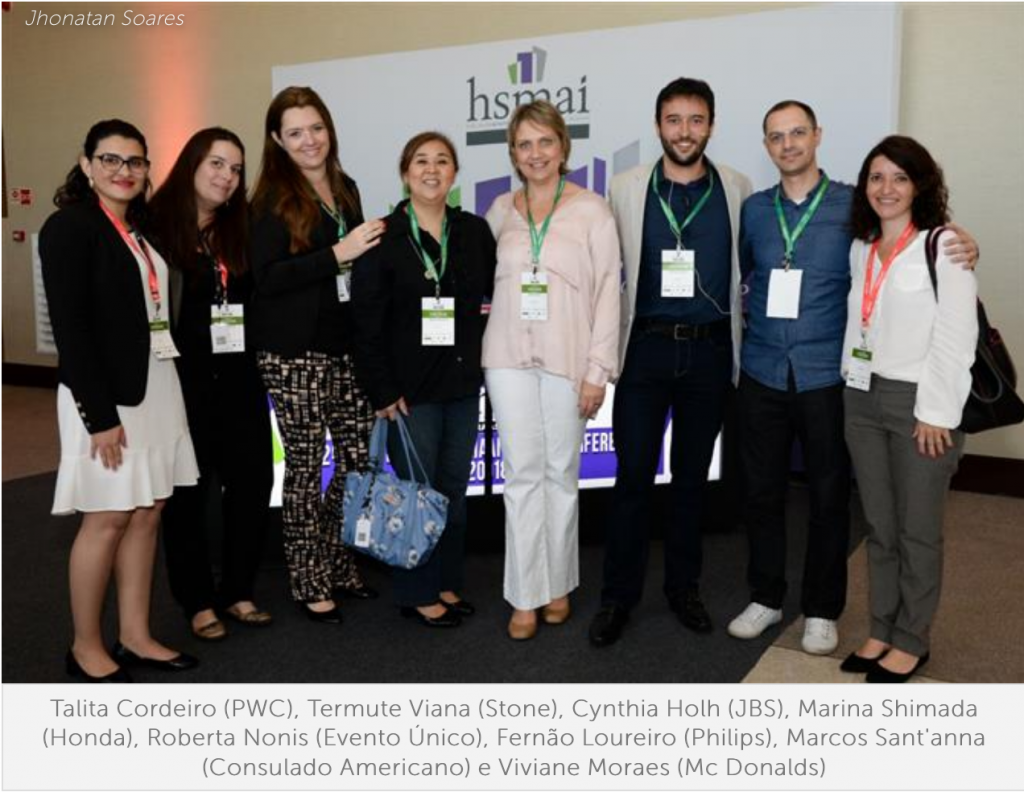 Confira mais fotos da HSMai Travel & Mice Managers Conference