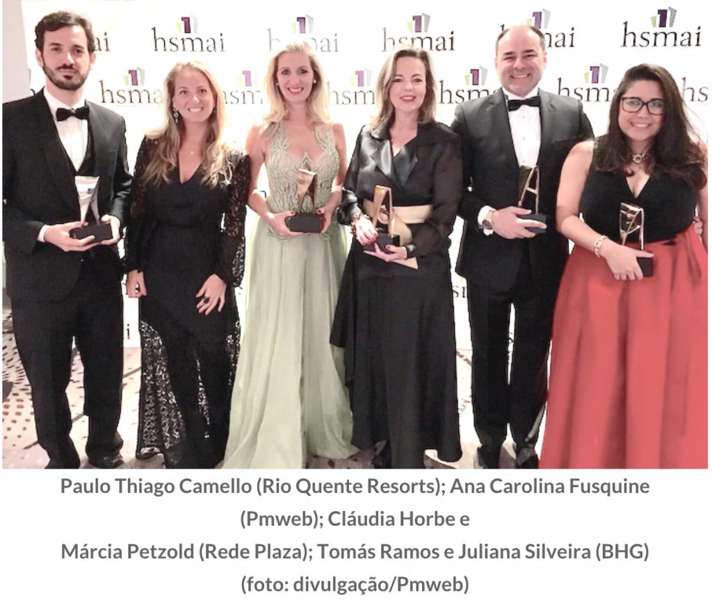 Empreendimentos brasileiros são agraciados com o Adrian Awards nos Estados Unidos