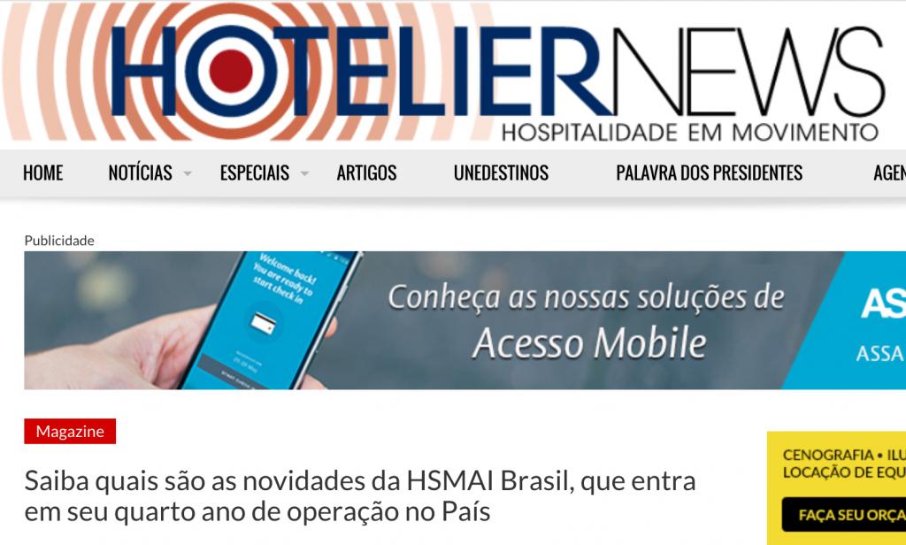 Saiba quais são as novidades da HSMAI Brasil, que entra em seu quarto ano de operação no País
