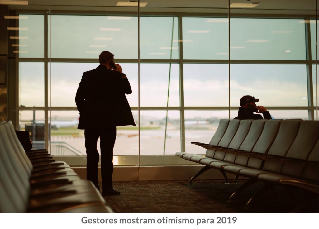 Estudo mostra expectativas para o mercado de viagens corporativas em 2019