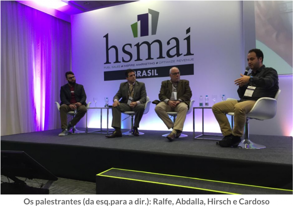 Evento da HSMAI termina discutindo a humanização da tecnologia