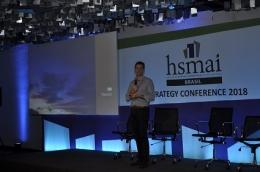 Venda de experiências é o tema da palestra de Robert Betenson na HSMAI Strategy Conference