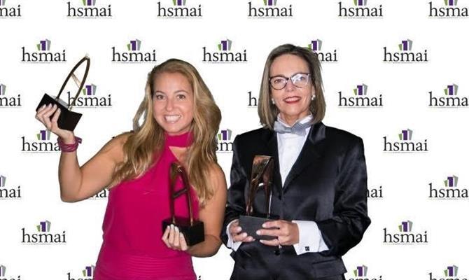Brasileiros premiados no ADRIAN AWARDS da HSMAI em NYC
