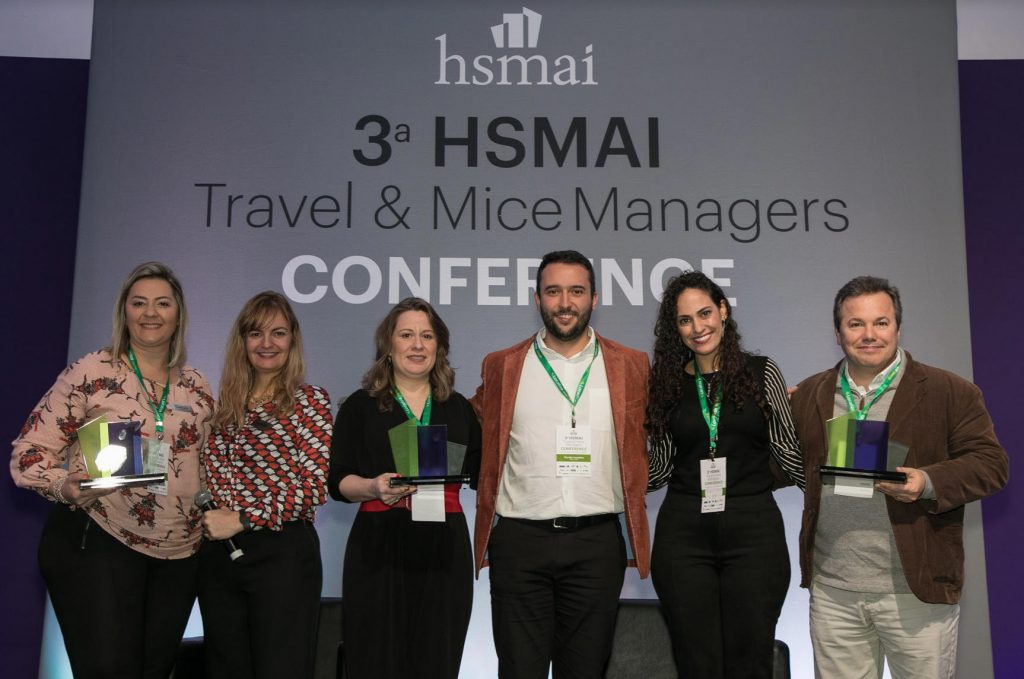 TMCs premiadas no HSMAI Awards