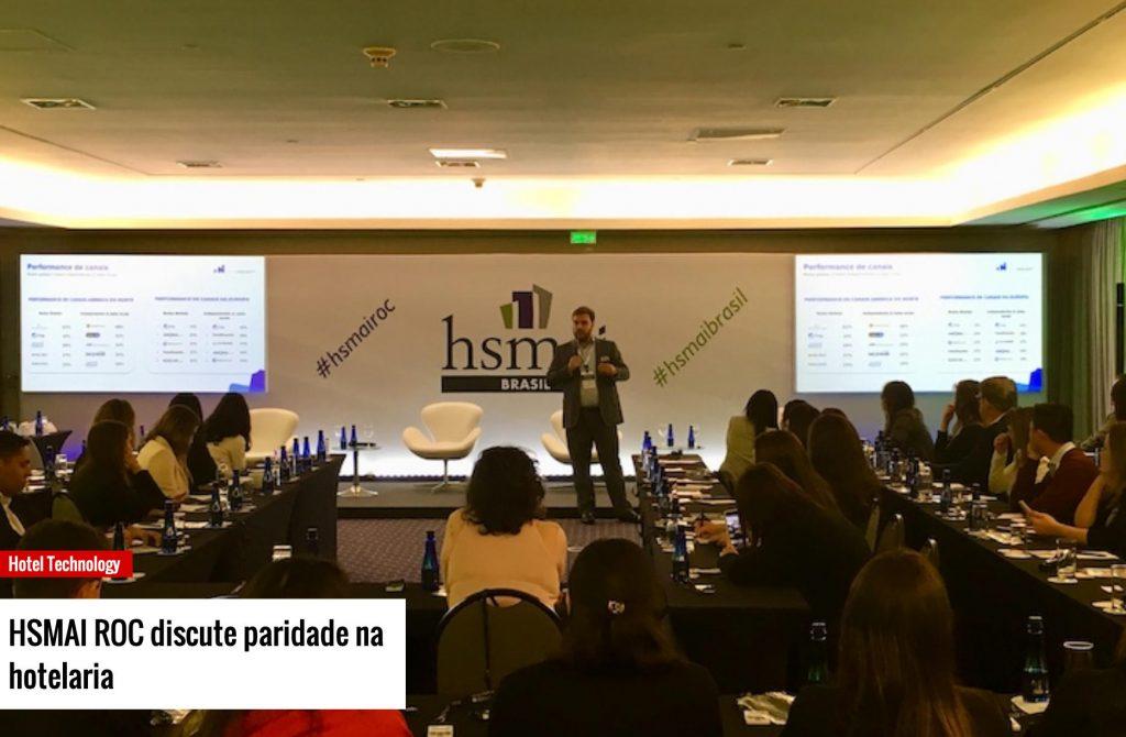 HSMAI ROC discute paridade na hotelaria