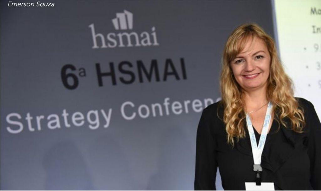 Gabriela Otto - Presidente HSMAI Brasil