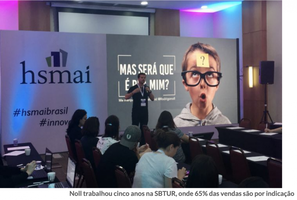 HSMAI Brasil promove o 1º Innovation Lab SP