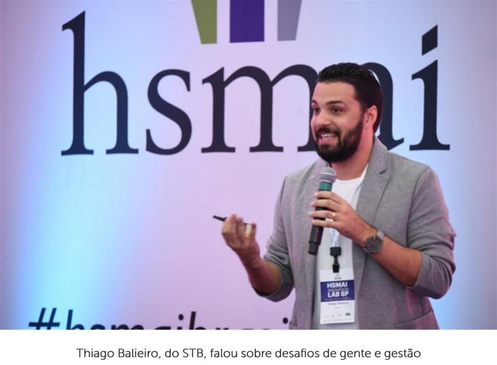 Veja fotos da primeira edição do HSMAI Innovation Lab
