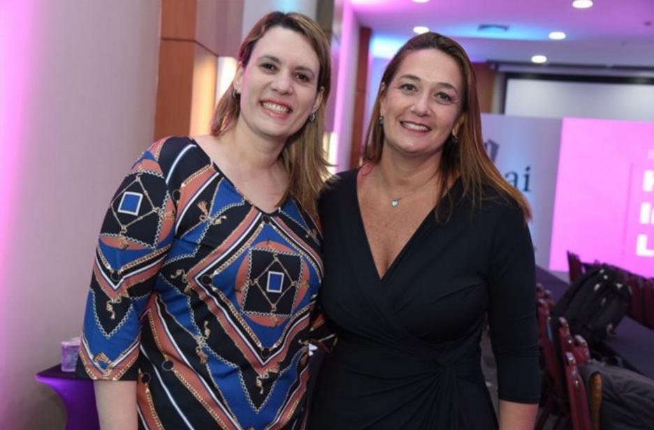 Daniela Navega e Daniela Pereira (Staybridge)