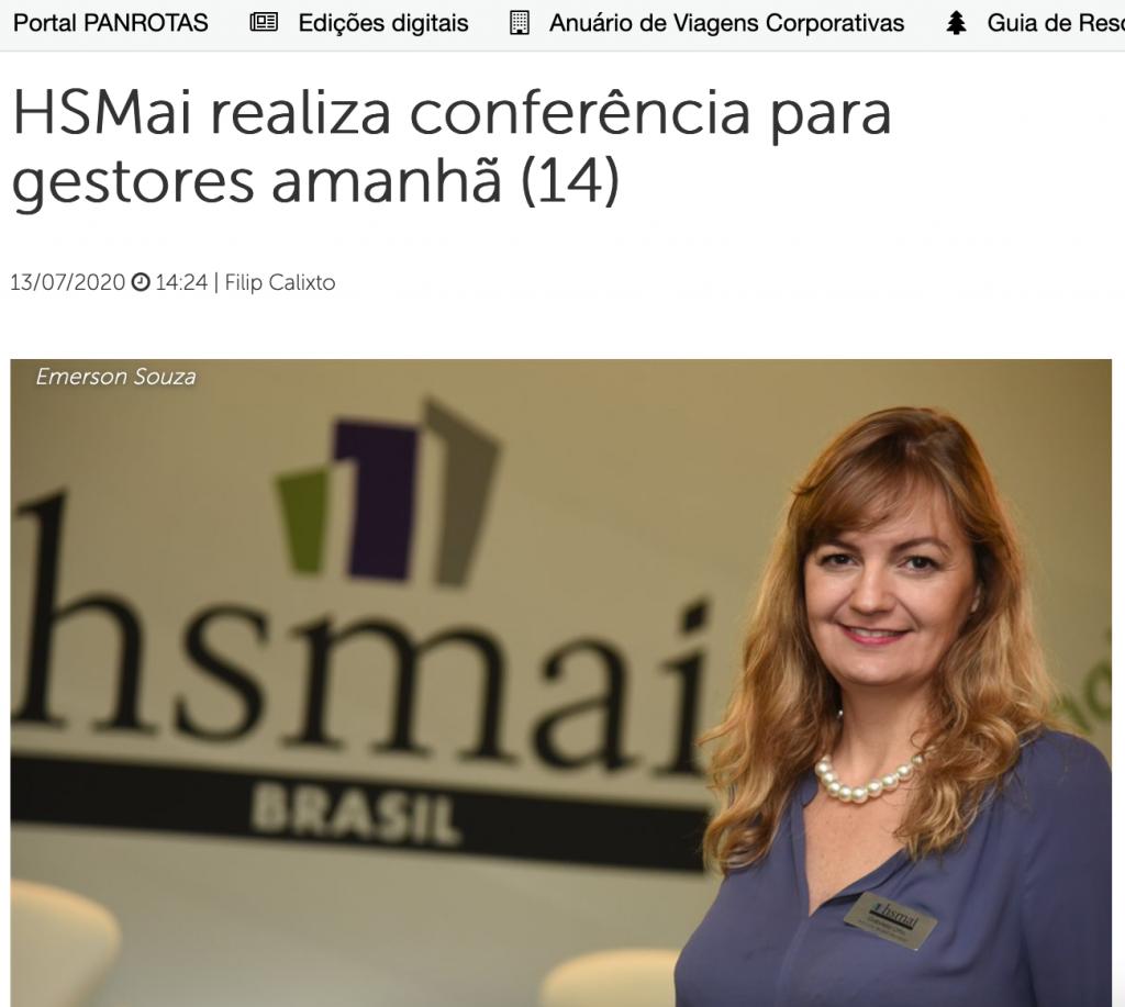 HSMAI realiza conferência para gestores amanhã (14)