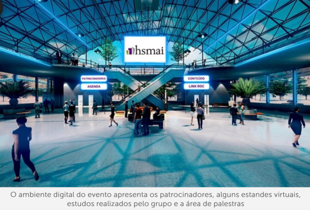 HSMAI Strategy reúne gestores de viagens em evento híbrido