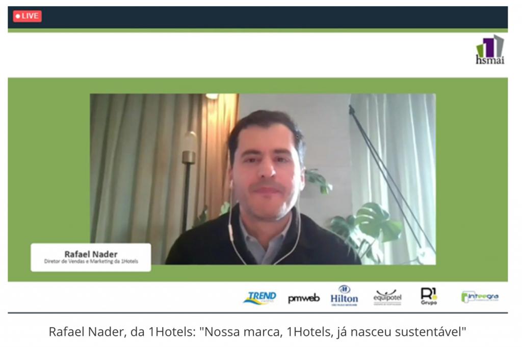 HSMAI Strategy Conference tem palestra de Rafael Nader, da 1Hotels