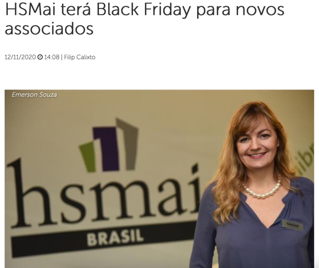 HSMAI terá Black Friday para novos associados