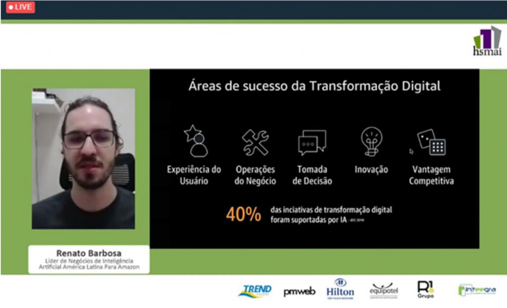 Renato Barbosa - Inovação Amazon
